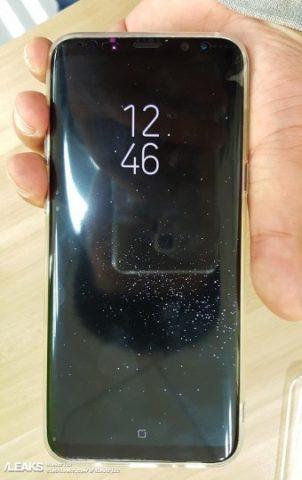 Galaxy S8 живые фото 3