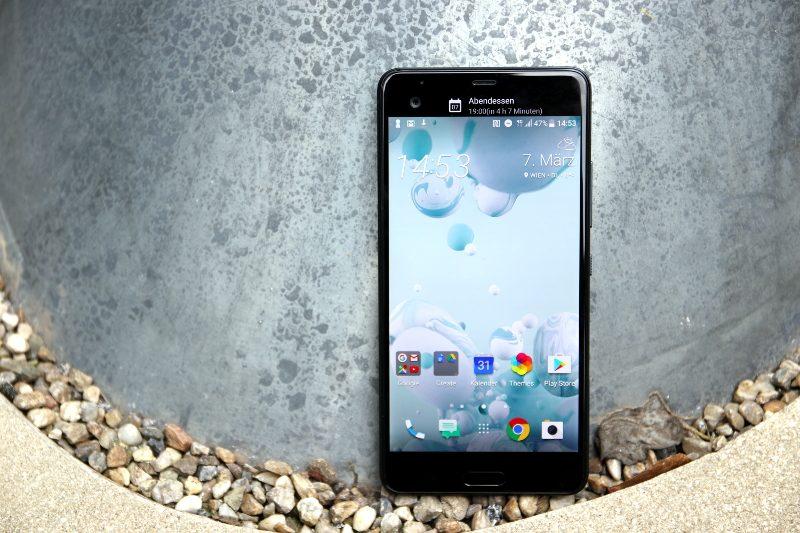 смартфон HTC U Ultra дисплей