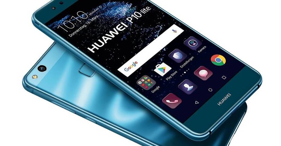 Huawei P10 Lite: цена и дата выхода