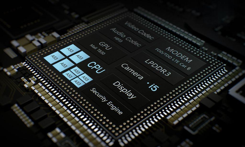 Процессор Kirin 655