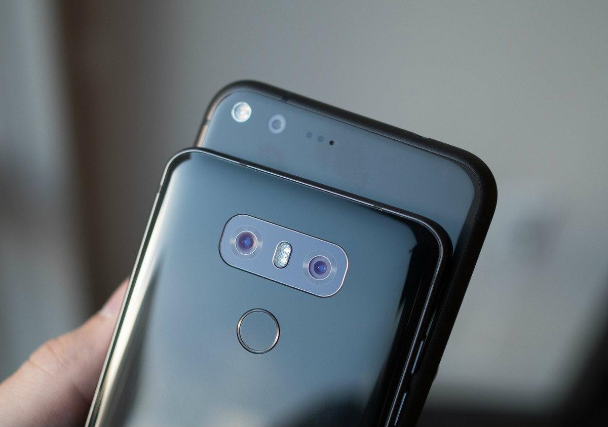 камера LG G6 vs Pixel XL