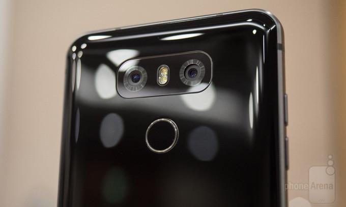 LG G6 и Huawei P10 Plus камера