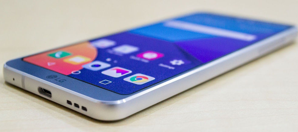 LG G6: характеристики железа. Быстрый, но не чемпион!