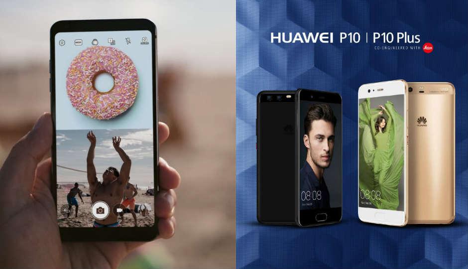 сравнение LG G6 и Huawei P10 Plus