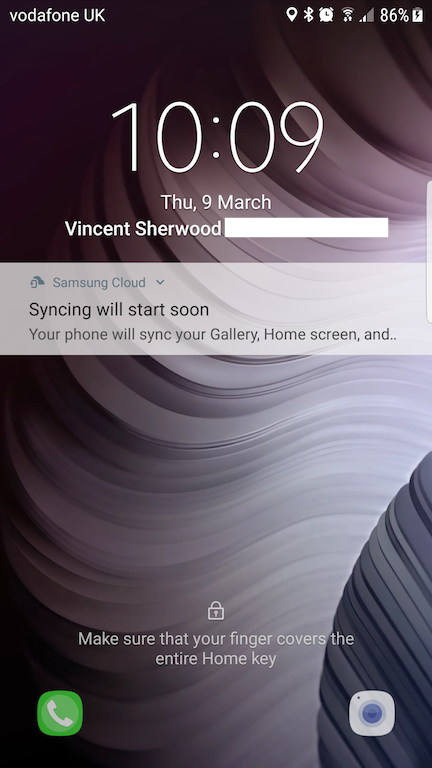 android 7.0 для samsung galaxy s6