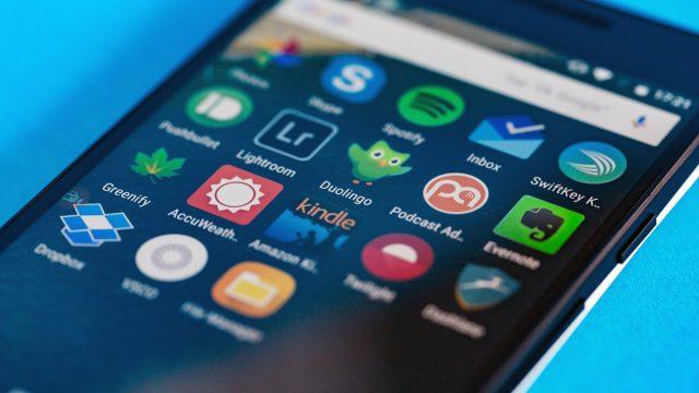 бесполезные Android приложения