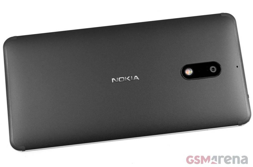 Nokia 6 характеристики