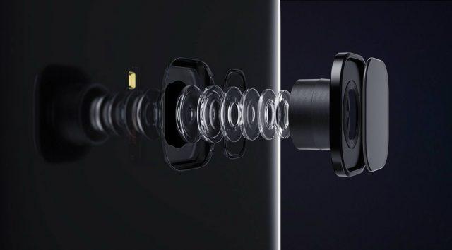 galaxy S8 камера