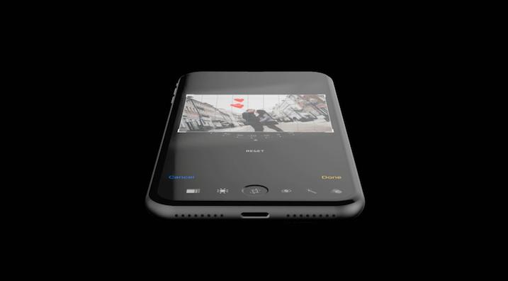 iPhone 8 тест