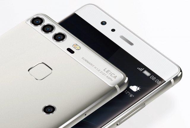 какие смартфоны huawei получат Android 7