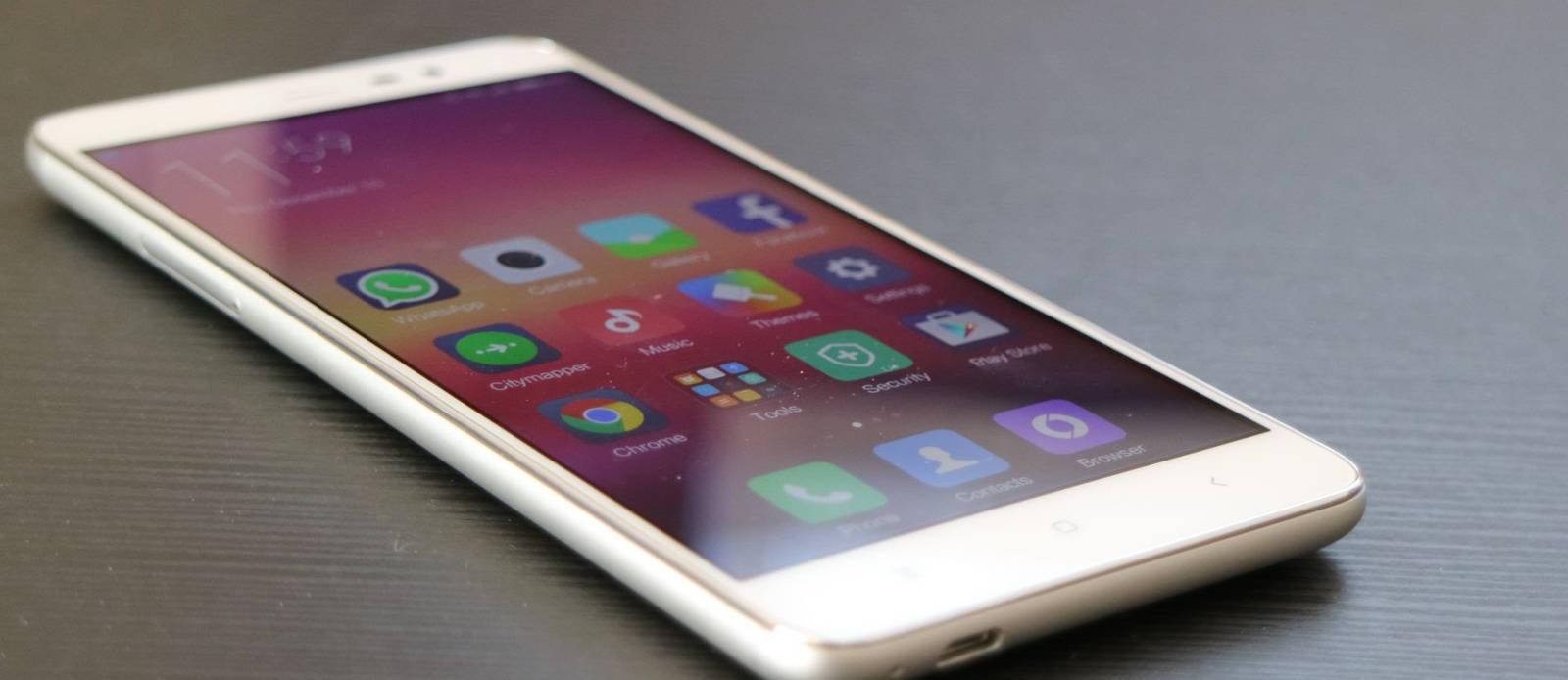 Xiaomi Redmi Note 3 Pro: обзор по результатам тестов