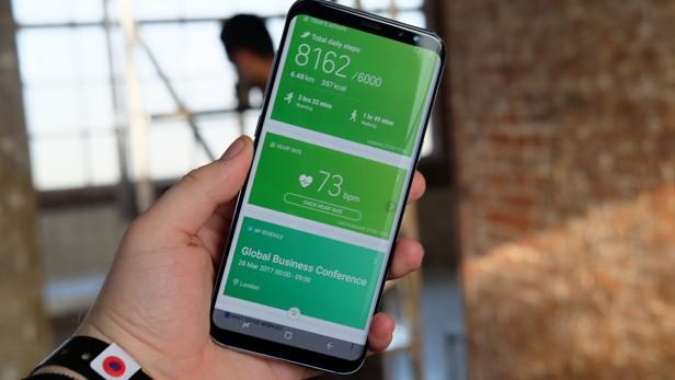 Galaxy S8 тесты и сравнение