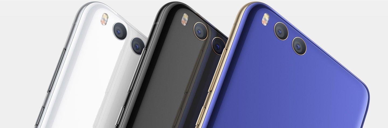 Xiaomi Mi 6: все характеристики нового флагмана