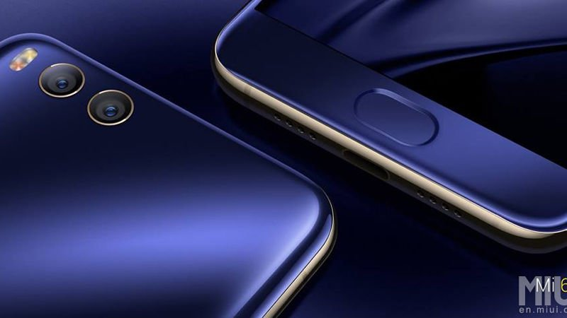 Xiaomi Mi 6 все характеристики