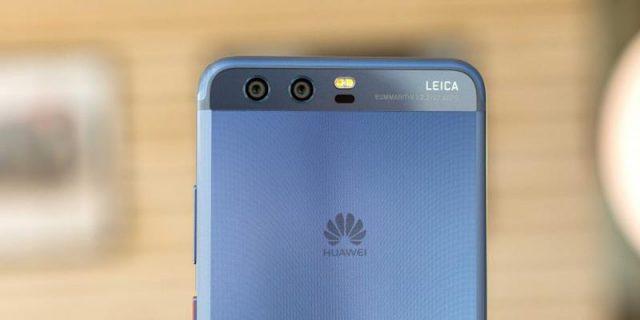 тест камеры Huawei P10