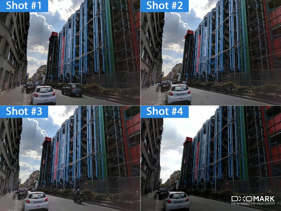 тест камеры Google Pixel серийная съемка