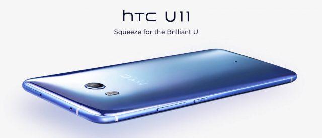 HTC U11: характеристики, цена и дата выхода