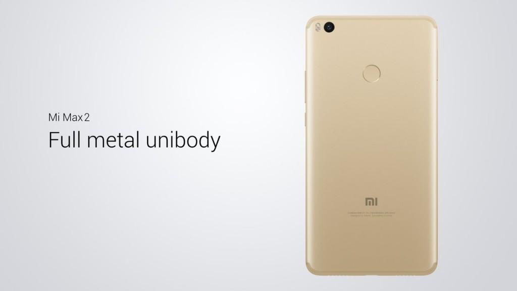 Xiaomi Mi Max 2 цена