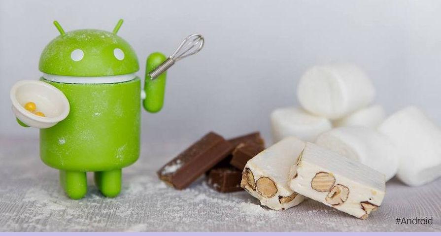 Android 7 Nougat стоит на 7% Андроид-смартфонов