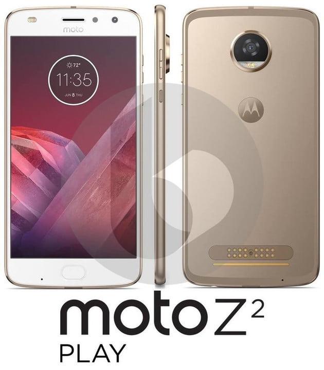 Moto Z2 Play характеристики