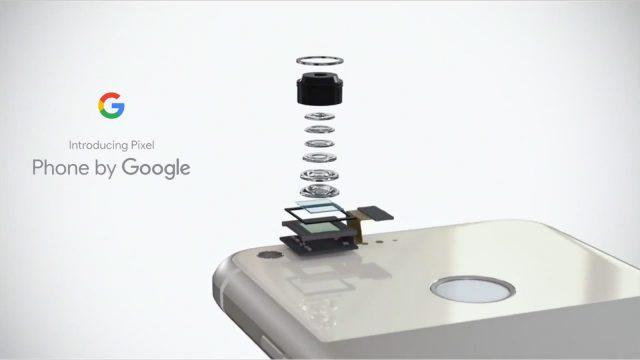 Камера Google Pixel тест