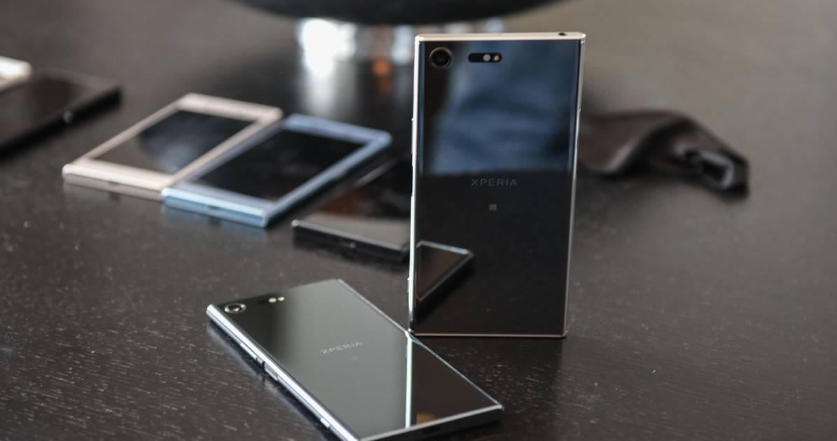 обзор Sony Xperia XZ Premium