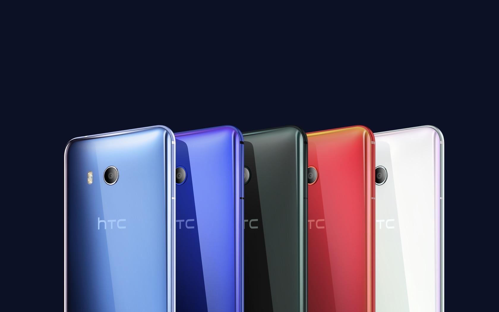 обзор HTC U11