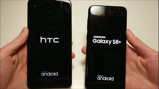 камеры HTC U11 или Galaxy S8+
