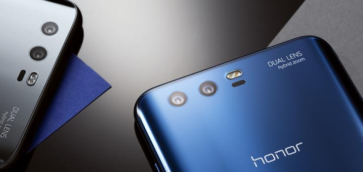 Honor 9 камера