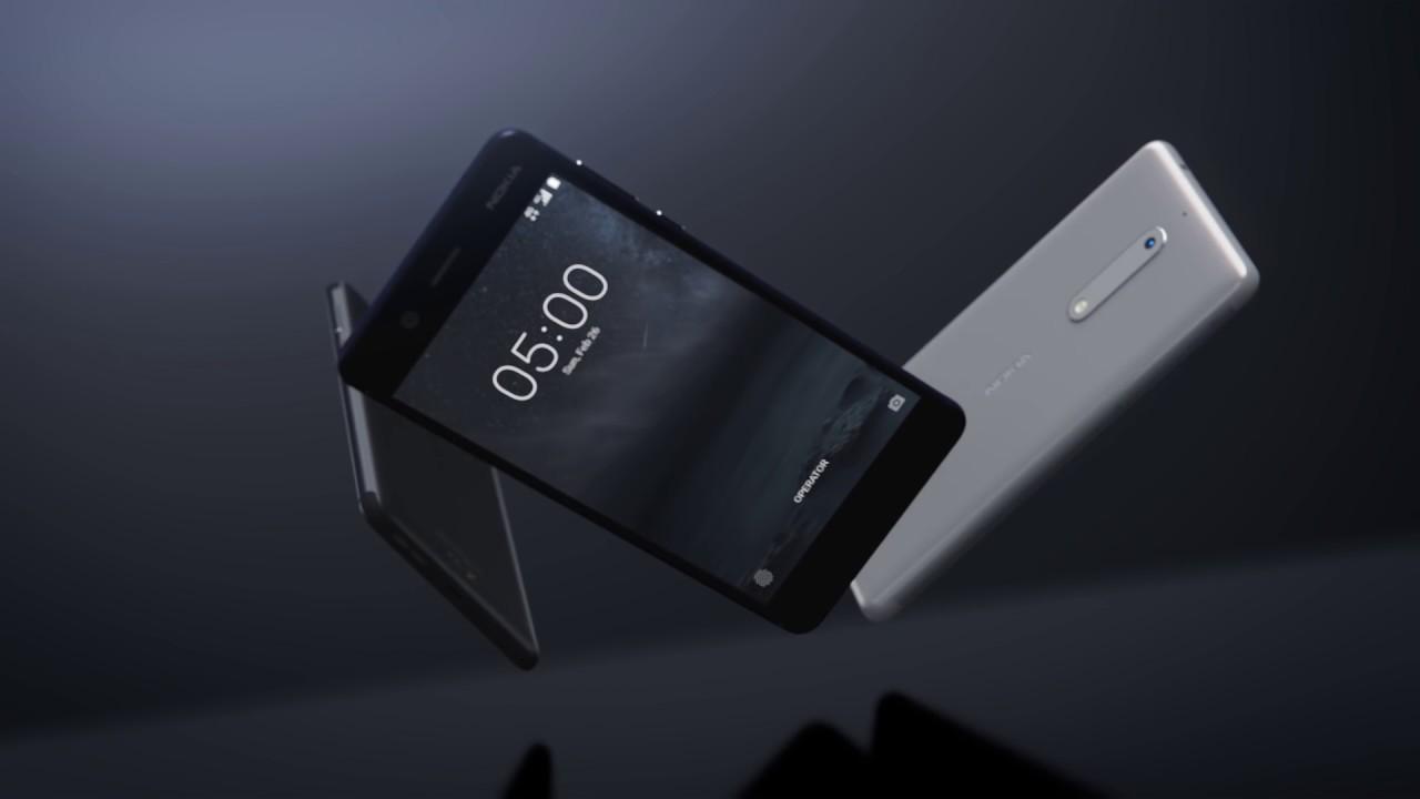 Обзор Nokia 5: дизайн, корпус, интерфейс