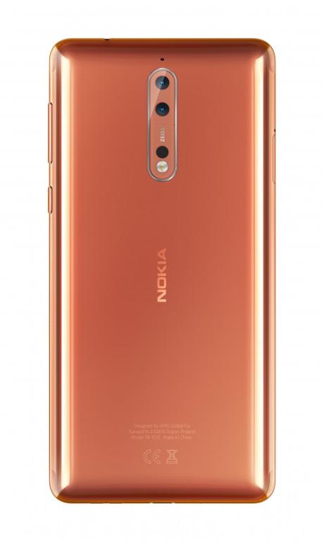 Nokia 8 характеристики