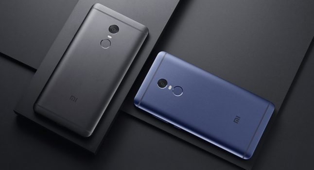 Xiaomi Redmi Note 5 новости