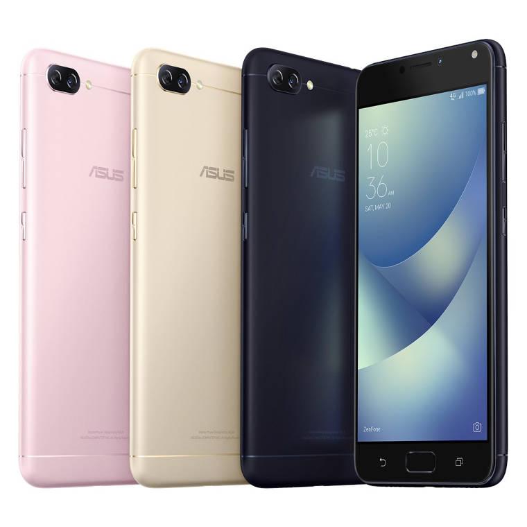 Asus ZenFone 4 Max характеристики
