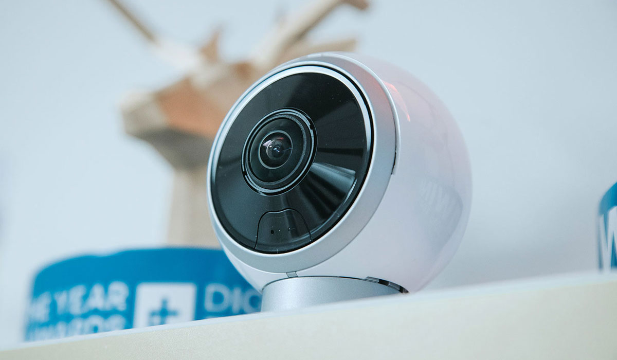 двухлинзовая панорамная камера ALLie Cam