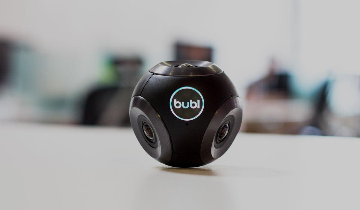 сферообразная камера 360 Bublecam