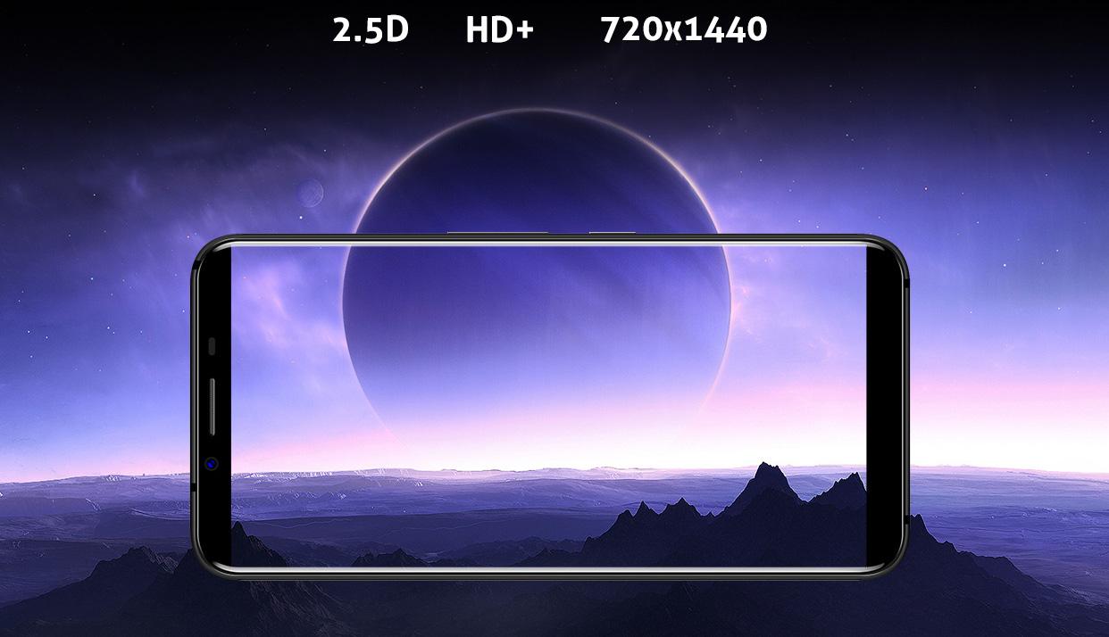 экран Homtom S8