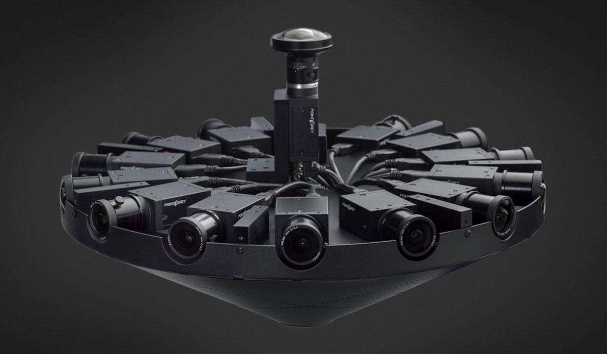 Facebook Surround 360 – панорамная камера