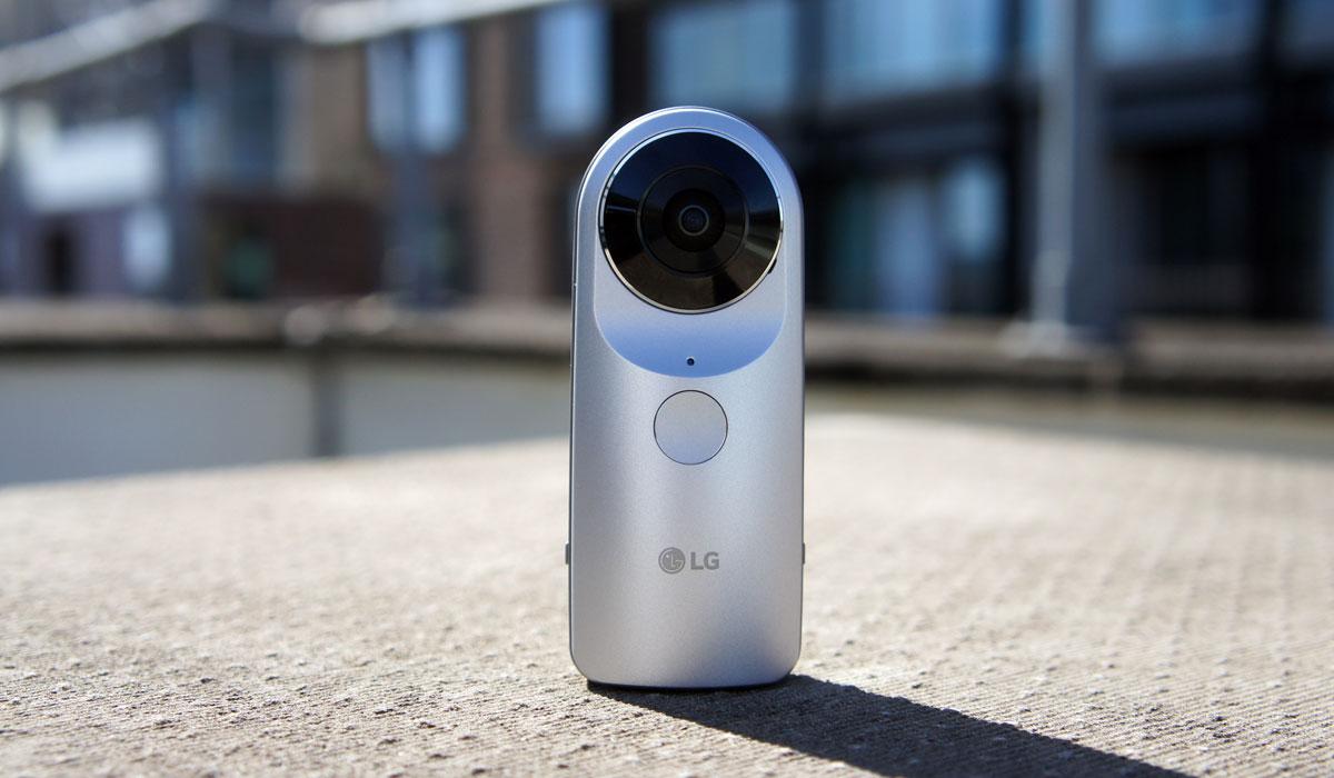 панорамная камера LG360