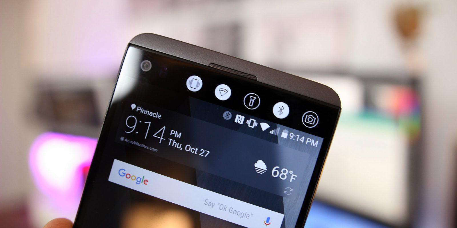 технические характеристики LG V30