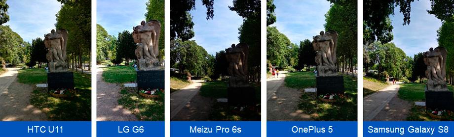 meizu pro6S дефекты камеры