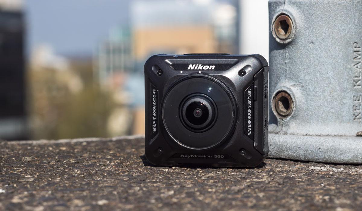 Nikon 360 панорамная камера