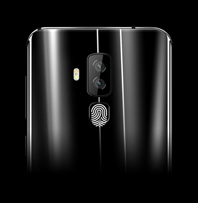 основная камера Homtom S8