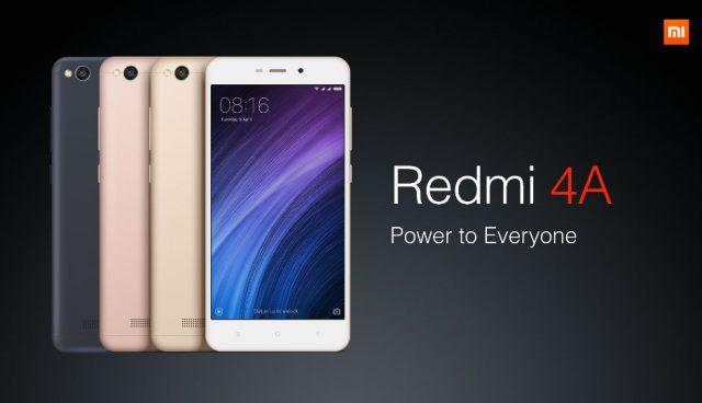 Обзор Xiaomi Redmi 4a: лидер бюджетного сегмента