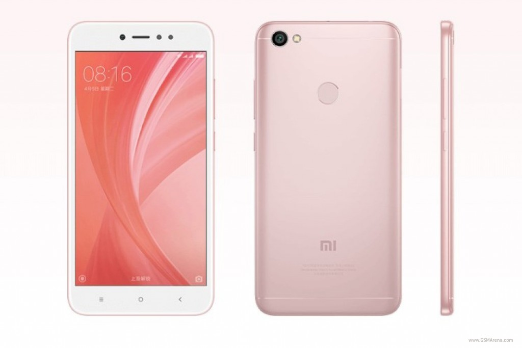 Xiaomi Redmi Note 5A презентация