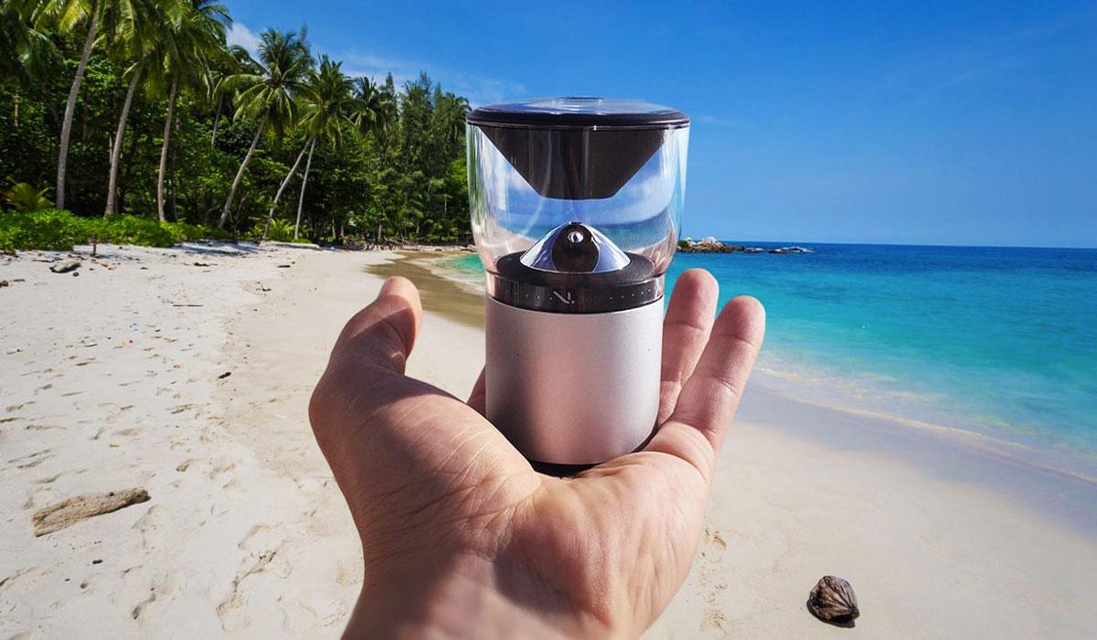 камера 360 градусов - V.360 VSN Mobil