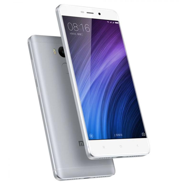 дешевые смартфоны xiaomi redmi 4