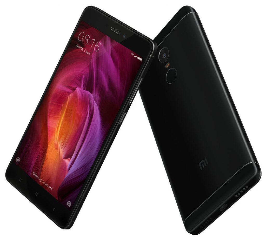 сравнение дешевых смартфонов Xiaomi redmi note 4