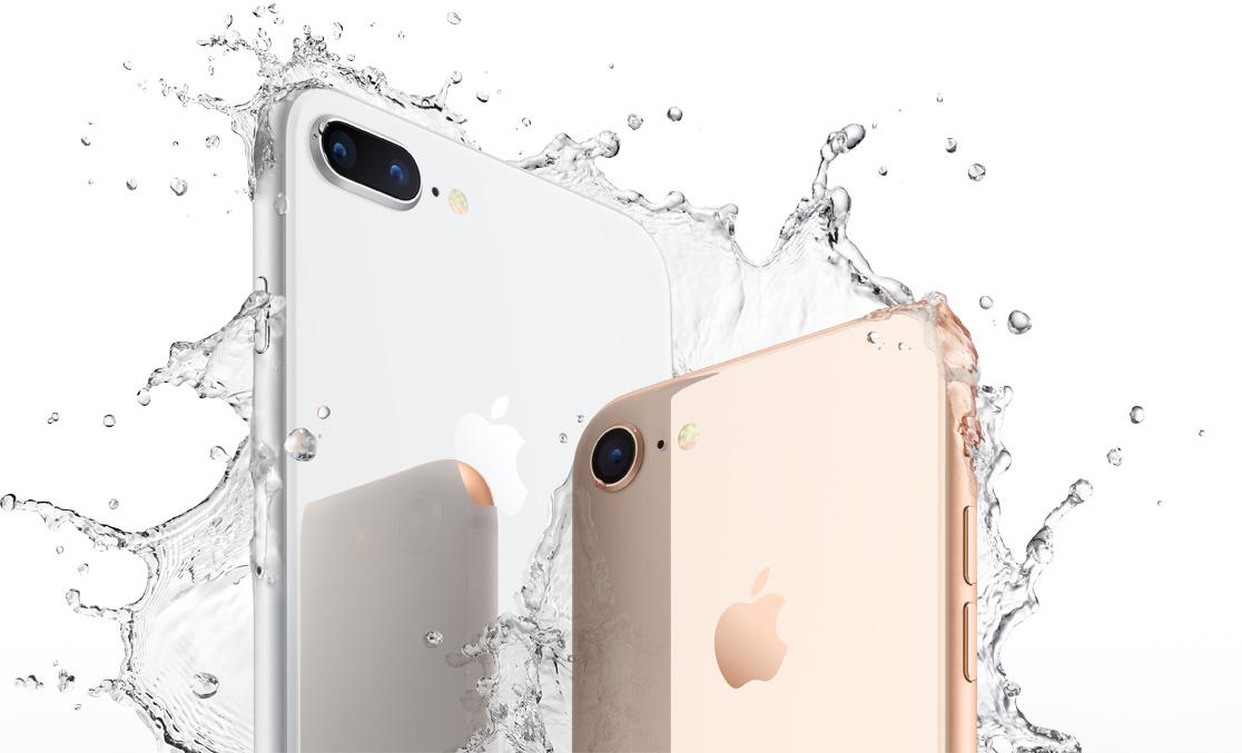 iphone 8 пылевлагозащита