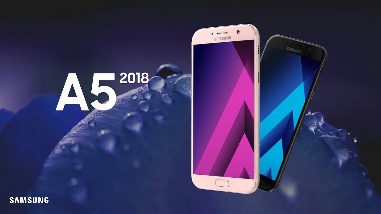 обзор Samsung Galaxy A5 2018