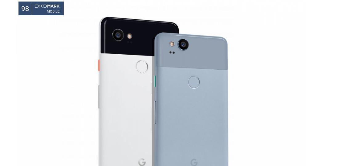 Google Pixel 2 камера